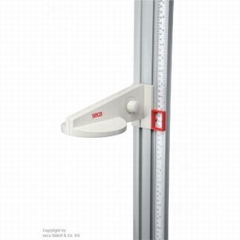Meetlat Seca 216 3,5-230cm muurbevestiging