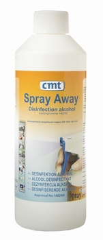 CMT Spray-Away Disinfection Alcohol - 500ml