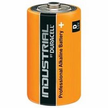 Batterij Industrial D-Cell, per stuk