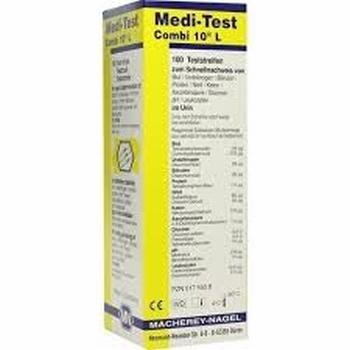 Medi-Test Combi 10 L - 50 teststroken