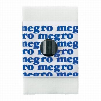ECG Elektroden Megro met stekkeraansluiting, 30 stuks