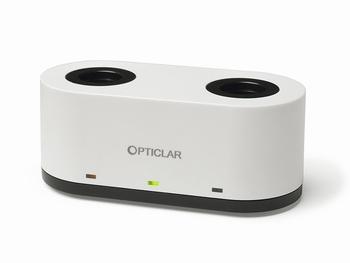 Bureaulader voor twee Opticlar handvatten