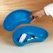 Nierbekken 26cm kunststof blauw autoclaveerbaar tot 134°