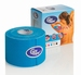 Cure Tape blauw - 5cmx5m - per doos van 6 rollen