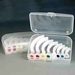 Guedel Mayo tubes set maat 000, 00, 0, 1, 2, 3, 4,5 in doos