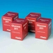 Hemocue Glucose 201 cuvetten, per stuk verpakt, 4x25 stuks