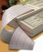 ECG papier voor Esaote P8000-80mmx70mm, verpakt per 10 stuks