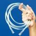 Zuurstofbril verbindingsslang 4 meter, steriel