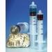 Spuit Faber 3ml, 3-delig Luer Lock, verpakt per 100 stuks
