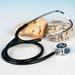 Stethoscoop met dubbel borststuk/ kelk-membraan