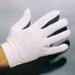 Handschoenen katoen large, per 12 paar