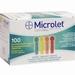 Bloedlancetten Bayer Microlet 200 stuks
