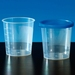 Urinepotjes met lipdeksel 125 ml 500 stuks