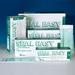 Sterilisatiezakjes 140x250mm, met kleefrand, 200 stuks